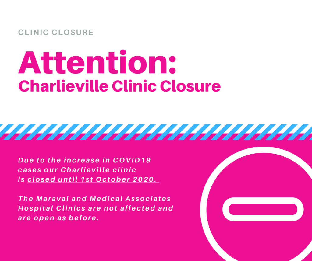 Charlieville Clinic closure