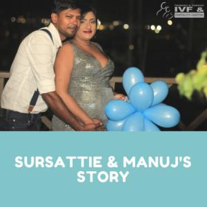 Sursattie & Manuj IVF success story